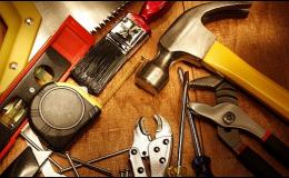Potřebná údržba domácnosti
