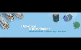 součástky pro elektrotechniku Praha