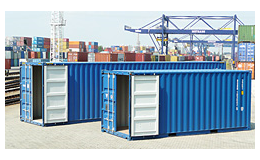Prodej skladové kontejnery 6m a 12m