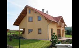 rekonstrukce rodinných domů OKAL Jeseník