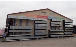 Zázemí firmy Dolur