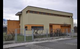dřevěný fasádní obklad Brno
