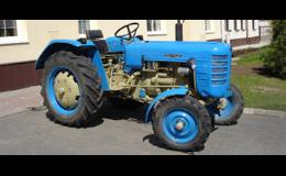 Prodej traktorů ZETOR Velim