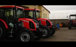 Servis traktory ZETOR Velim, Nymburk, Kolín