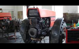 Prodej náhradních dílů na traktory ZETOR Velim