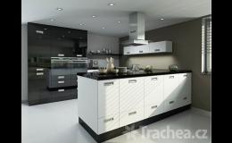 kuchyňská dvířka - bílá T.acrylic mat