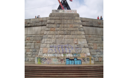 Odstraňování graffiti, Praha