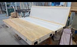 Výroba a prodej dřevěných výrobků Prostějov