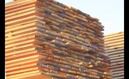 Dřevěné lišty, střešní latě, přířezy, sololit - výroba, prodej