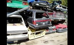 Výkup autobaterií, ekologická likvidace odpadů Vsetín