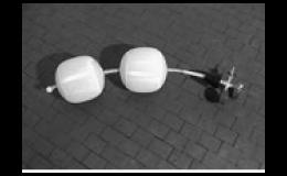zdvojené uzavírací balony