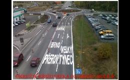 Rychlé a spolehlivé dopravní značení - prodej, instalace