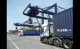 Námořní kontejnery