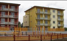 Výstavba bytových a rodinných domů Brno