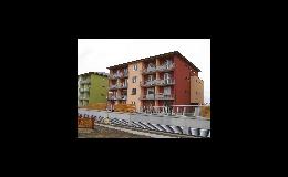 Generální dodávky staveb Brno