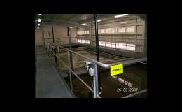 Kontejnerové jednotky MBWWT – membránový bioreaktor