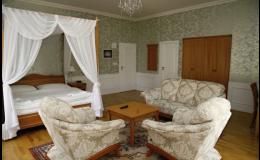 Ubytování u Zámku Lenice