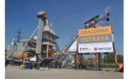 Obalované kamenivo Ostrava