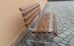 výroba městský mobiliář Zábřeh, Šumperk