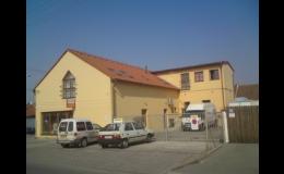 svařovací stroje Brno
