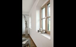 Helopal Woodline - okenní parapety