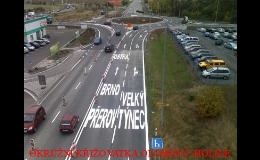 dopravní značky Olomouc