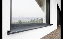 Prodej a výroba okenních parapetů - Fenorm aluminium