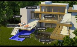 Montáž izolací plochých střech Zlín