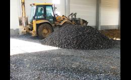 Recyklace slévárenských odpadů Kladno