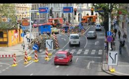 Pronájem dopravního značení Ostrava