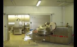 Kompletní projekty pro masný průmysl Praha