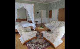 ubytování v hotelu Lednice