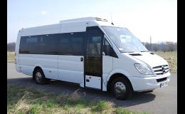 Autobusová přeprava na zájezdy i školní výlety
