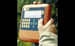 geofyzikální měření - hydrogeologický průzkum