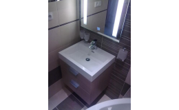 přestavba koupelny Jeseník
