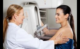 preventivní vyšetření prsou Prostějov