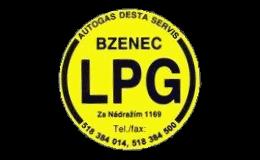 Přestavba vozidel na LPG Hodonín