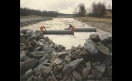 Hydroizolační drenážní systémy Praha