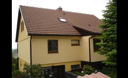 oprava rodinných domů OKAL Jeseník