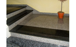 kamenné schody Prostějov