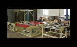 Výroba dřevěných palet Opava