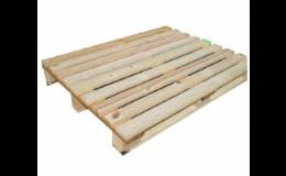 Prodej dřevěných palet