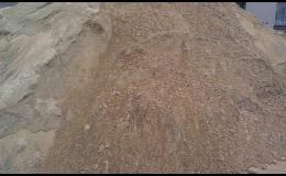 Prodej písku Jaroměř