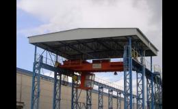 Montáže ocelové konstrukce