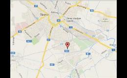 Geodetické práce Opava