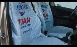 Čalounění a potahy dnešních automobilů
