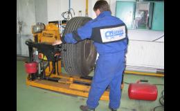Opravy pneumatik Ostrava
