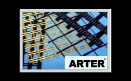 Pevné mřížové struktury - výztuže podloží Arter