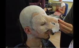 Vytvoření masky - obličej