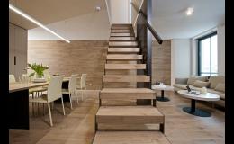 Pokládka laminátových, plovoucích podlah Třebíč